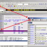 IDA Win32 debugger